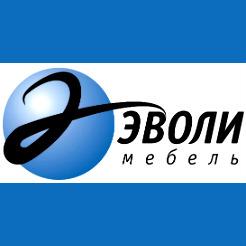 Логотип фабрики «Эволи»