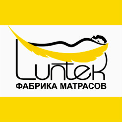 Логотип фабрики «Luntek»
