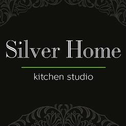 Логотип студии кухни «Silver Home»