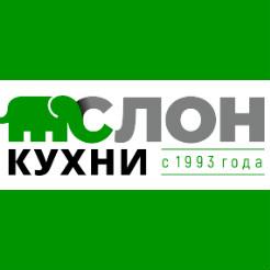 Логотип фабрики «Слон»
