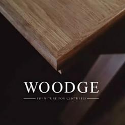 Логотип фабрики «Woodge»