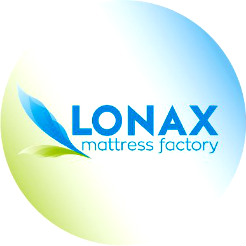 Логотип фабрики «Lonax»