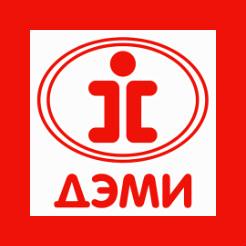 Логотип фабрики «Дэми»