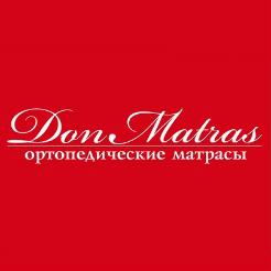 Логотип фабрики «Дон Матрас»