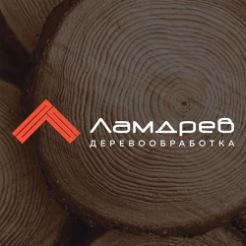Логотип компании «ЛамДрев»