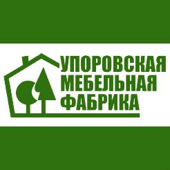 Логотип Упоровской мебельной фабрики