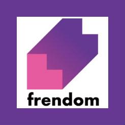 Логотип фабрики Frendom