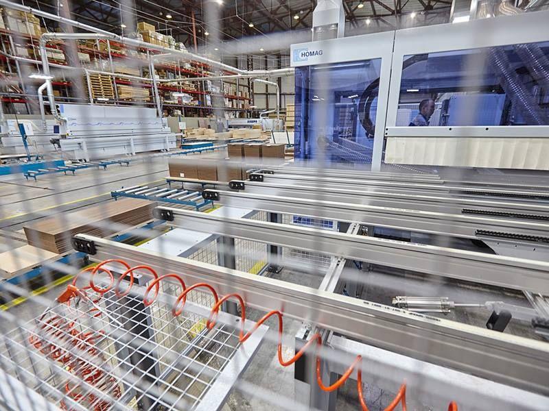 Фото фабрики «GDB»