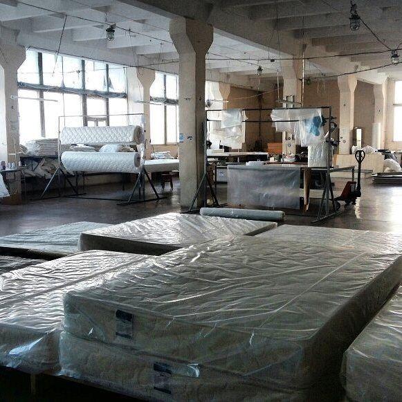 Фото фабрики «Царство морфея»