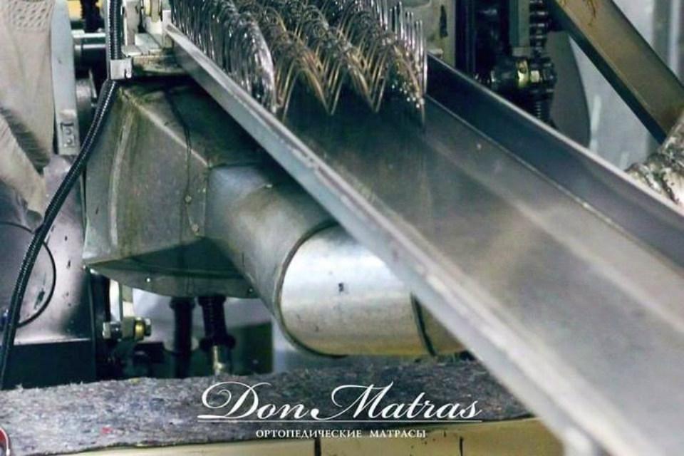 Фото фабрики «Дон Матрас»