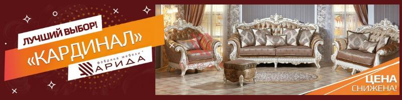 Мебельная фабрика Арида