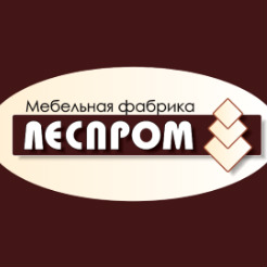 Логотип фабрики «Леспром»