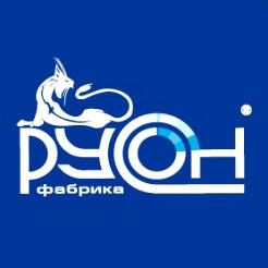 Логотип фабрики «РуСон»
