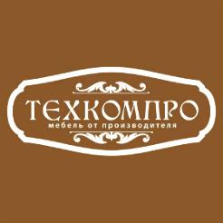 Логотип фабрики «ТехКомПро»