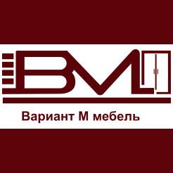 Логотип фабрики «Вариант М»