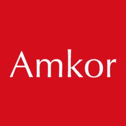 Логотип фабрики «Амкор»
