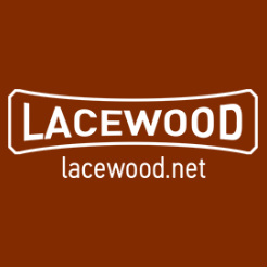 Логотип компании «Lacewood»