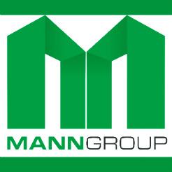 Логотип фабрики «Mann Group»