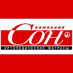 Логотип фабрики «Сон»