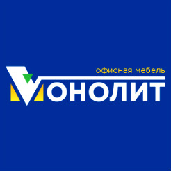Логотип фабрики «Монолит»