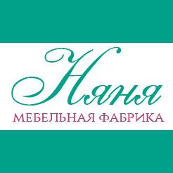 Логотип фабрики «Няня»