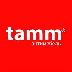 Логотип фабрики Tamm'antimebel