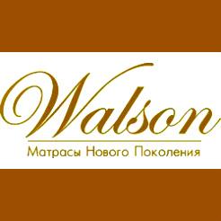 Логотип фабрики «Walson»