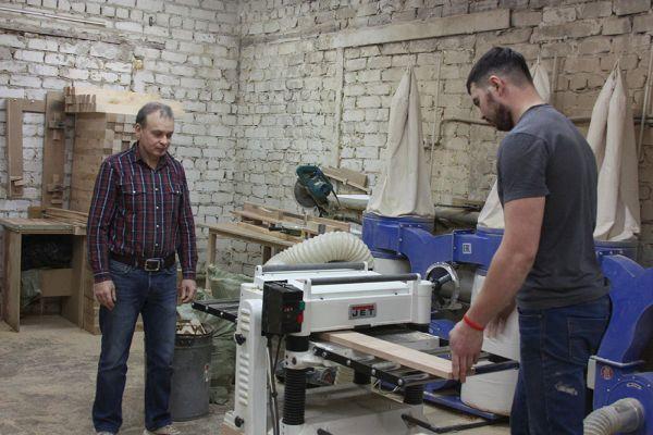 Фото фабрики «LaikaMebel»