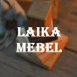 Логотип фабрики «LaikaMebel»