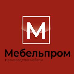 Логотип фабрики «Мебельпром»