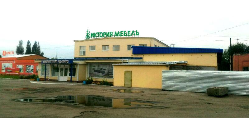 Фото фабрики «Виктория-Мебель»