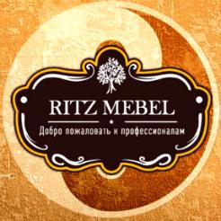 Логотип «Ritz Mebel»