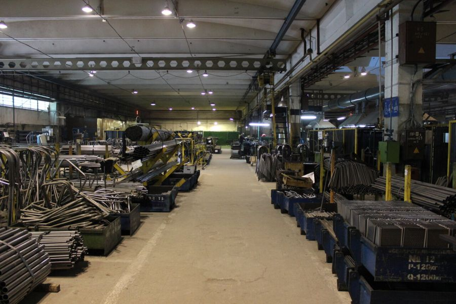 Фото фабрики «Мебельторг»