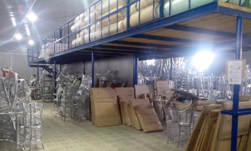 Фото фабрики Тандем
