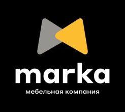 Логотип мебельной фабрики Marka