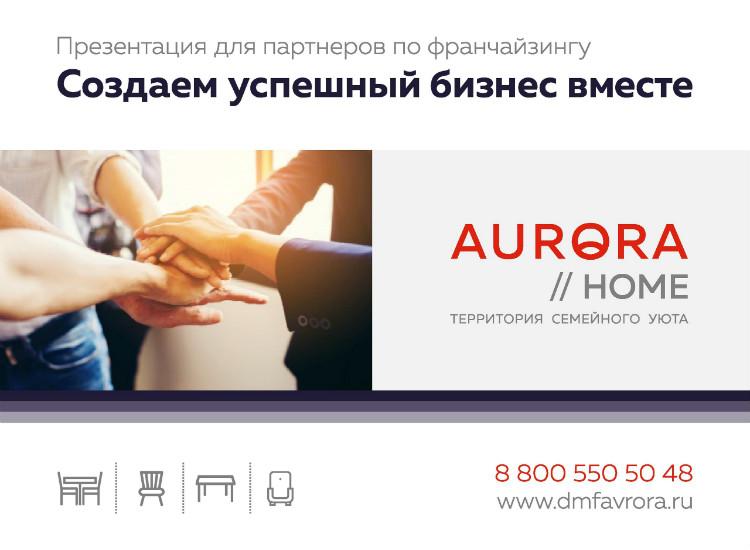 Презентация для партнёров по франчайзингу