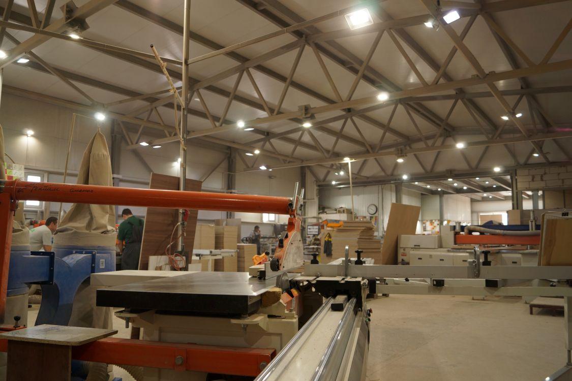 Фото фабрики «Форт»