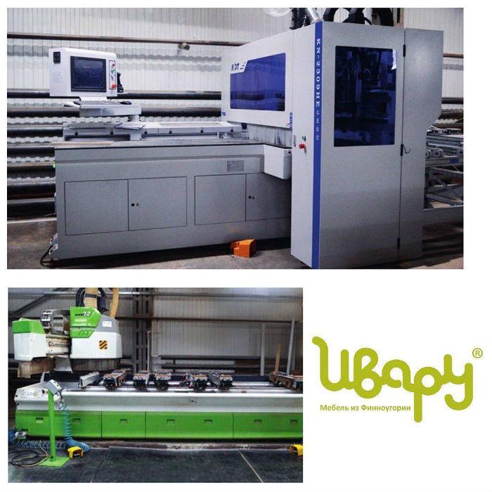 Фото фабрики «Ивару»