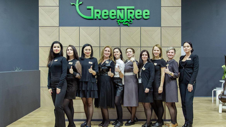 Фото фабрики GreenTree