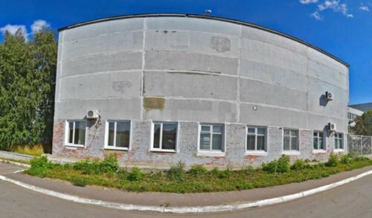 Фото фабрики Мир