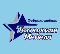 Логотип фабрики Технология мебели