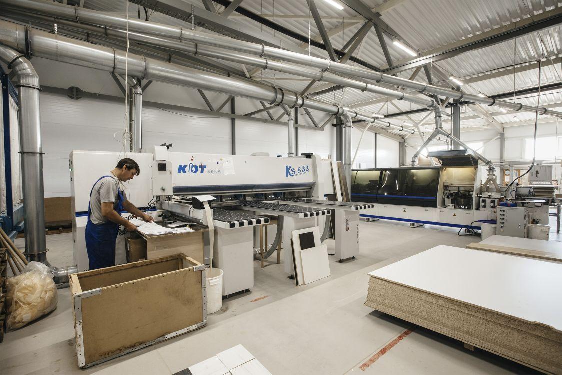 Фото фабрики «Valenza»