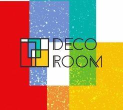 Логотип выставки DecoRoom