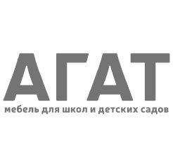 Логотип компании «Агат»