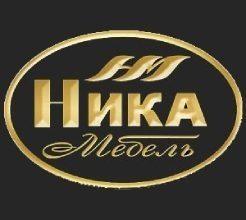 Логотип мебельной фабрики Ника