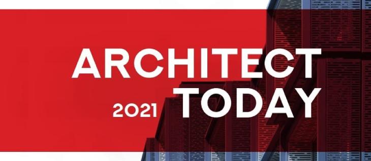 Баннер выставки Architect Today