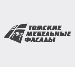 Логотип компании Томские мебельные фасады