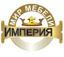 Логотип фабрики «Мир мебели Империя»