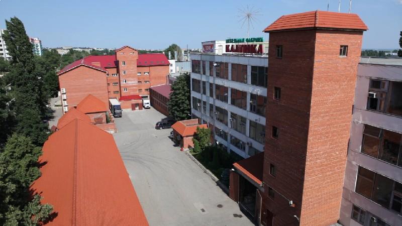 Фото фабрики Калинка