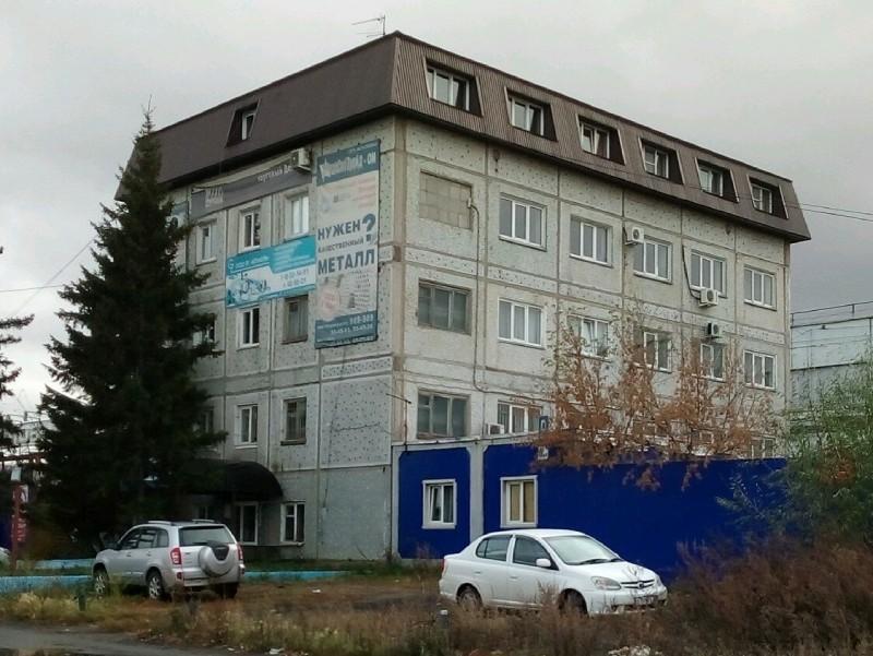 Фото фабрики «Кентавр 2000»